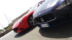 Ferrari California T o Maserati Ghibli... Quale preferite???