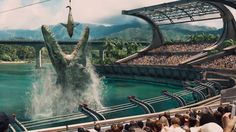 'Jurassic World' is a movie about animal rights