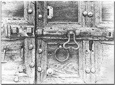 Vecchio catenaccio. by Giancarbon.deviantart.com on @DeviantArt