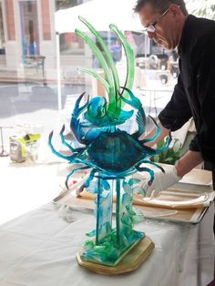 Food Network Sugar Sculptures | food network chef and sugar artist steve weiss will give sugar ...