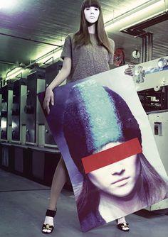 'Fashion in Power' by Steven Klein