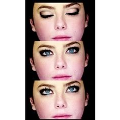 Effy from Skins makeup close-up