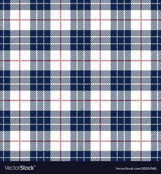 Blue tartan plaid seamless pattern vector image on VectorStock Weaving Patterns, Textile Patterns, Watercolor Wallpaper Iphone, Simple Geometric Pattern, Tartan Pattern, Plaid Design, Tribal Prints, Tartan Plaid, Paper Background