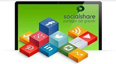 Un univers sans partage est-il concevable à l'ère du social media ? SocialShare vous propose de le rendre efficace et intelligent sur les réseaux sociaux.