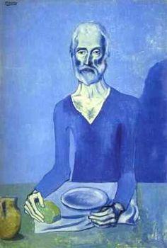 L'ascète, par Pablo Picasso
