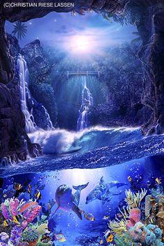 Image result for secret grotto