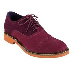 For the daring hip guy. Air Harrison EVA Oxford - Men's Shoes: Colehaan.com