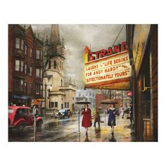 Customizable #1941 #Affordable #Amsterdam #Antique #Artwork #Cars #City #Colorized #Decorating #Design #Hdr #Interior #Mike #Mike#Savad #Mikesavad #Movie #New#York #Nostalgia #Nostalgic #Office #Old#Fashioned #Painting #Photography #Quaint #Room #Savad #Saved #Scene#In#Color #Scenes #Strand #Suburban #Suburbanscenes #Theater #Vintage City - Amsterdam NY - Life begins 1941 Canvas Print available WorldWide on http://bit.ly/2iu6rd8