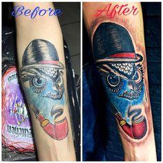 Before & After (instagram) samet.tuglu