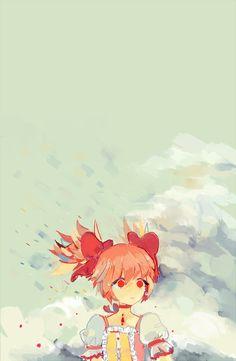 sad about magical anime girls