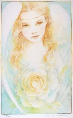 ☆Mágico y Celestial☆: Junko Kitano Angel Images, Angel Pictures, Seraph Angel, Angel Artwork, I Believe In Angels, Angels Among Us, Angels In Heaven, Guardian Angels, Christmas Angels