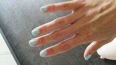 Striplac 63 Peppermint patty! Cremiges mintgrün. Summerfeeling! Love! Hair Beauty, Cosmetics, Nails, Inspiration, Finger Nails, Biblical Inspiration, Ongles, Nail, Inspirational
