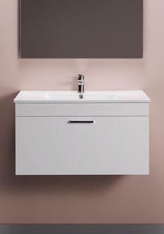 Bildresultat för hafa go tvättställsskåp Bathroom Lighting, Vanity, Mirror, Compact, Furniture, Home Decor, Dresser, Bathroom Light Fittings, Painted Makeup Vanity