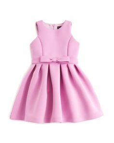 Bardot Girls' Little Darling Scuba Fit & Flare Dress - Sizes 4-7 | Bloomingdale's