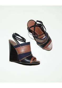 #Proenza Schouler Braided Wedge Sandal  women shoes #2dayslook #new #ring #nice  www.2dayslook.com