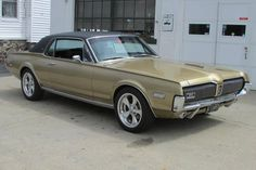1968 Mercury Cougar XR7 302 Performance Crate Eng., Tremic 5 Spd.,