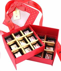 Zoroy is the best platform for such brilliant chocolates to sell their chocolates online in India. There are many advantages of Buy Chocolates Online. You have wide variety of chocolates and chocolate recipes to choose from. Luxury Chocolate, Chocolate Shop, Chocolate Gifts, Chocolate Lovers, Chocolate Chocolate, Chocolate Recipes, Romantic Gifts For Wife, Best Gift For Wife, Birthday Gift For Wife
