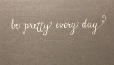 Be Styled facebook page cover photo #calligraphy #poshandprep #metallic #ink