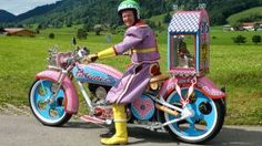 Grayson Perry with Teddy, Alan Measles