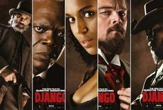 """The D is silent!"" ""Django Unchained"" directed by Quentin Tarantino is at its core a love story. Tragedy, violence, comedy and drama all artistically unite to create a unique movie experience."