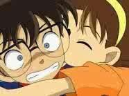 Conan and Ayumi