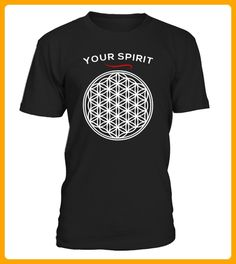 Blume des Lebens YOUR SPIRIT TShirt - Yoga shirts (*Partner-Link)