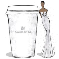SWAROVSKI!!!My Monday coffee has a little extra sparkle this morning!! Congratulations to everyone...