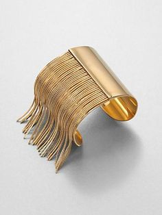 Fringe Cuff Bracelet 2 of these would be nice