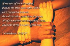 *THE TRUE BODY OF CHRIST* *NO BIG I* *AND LITTLE YOU* *WE ARE ALL…