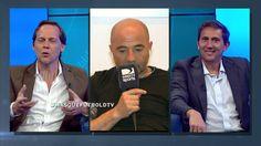 Jorge Sampaoli en Mas que Futbol/Directv Sports - Parte 2