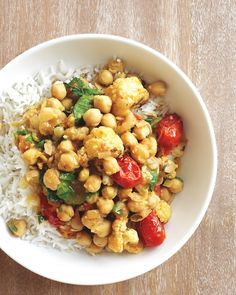 Easy Chickpea Curry Recipe | Cooking | How To | Martha Stewart Recipes