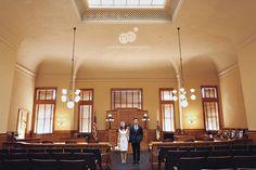 Old Orange County Courthouse Wedding, by Mimi Nguyen