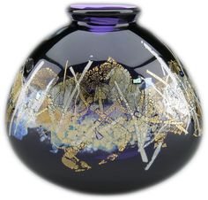 Sharon Fujimoto Hand Blown Art Glass - Home