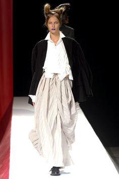 Yohji Yamamoto. SS12