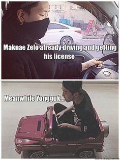 LOL... Yongguk + Zelo >.<