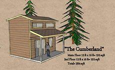 Hummingbird Tiny Spaces| tiny house| small house| | The Cumberland