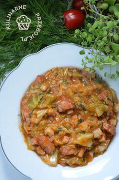 Polish Recipes, Polish Food, Chana Masala, Ethnic Recipes, Polish Food Recipes