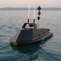 QinetiQ Launches Unmanned Stealth Jetski | WIRED