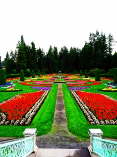 Manito park, Spokane....our old house was only 3 miles from here..... Gosh I miss the PNW!