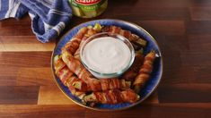 Bacon Pickle FriesDelish