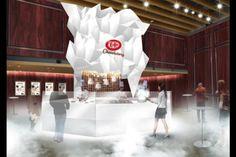 """Nova chocolateria da Kit Kat promete experiências congelantes neste verão """"Kit Kat Chocolatory Wonderland"""" - Veja a novidade congelante que será lançada no Japão por tempo limitado."""