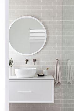 Retro Home Decor .Retro Home Decor Diy Bathroom, Bathroom Renos, Small Bathroom, Remodel Bathroom, Shower Remodel, Bathroom Fixtures, Bad Inspiration, Bathroom Inspiration, Los Angeles Villa