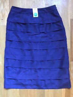 Size 20 RRP £25.00 NEW M/&S Red Cord Skirt