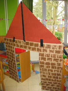 Construction Theme, Daycare Crafts, High Five, Pre School, Dozen, Classroom, Activities, Home Decor, Big Houses