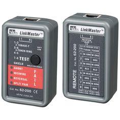 Ideal Linkmaster Ethernet Tester