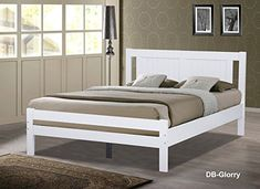 Glory-White-Wooden-Slatted-Bed-available-in-3FT-Single-4FT-Small-Double-or-4FT6-Double
