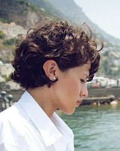 Short Hairstyles For Curly Hair Beauteous 40 Incredibly Pretty Short Hairstyles For Curly Hair That Make You