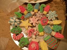 soft sugar cookies! me and lark are making these today!!!