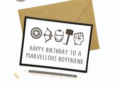 Excited to share this item from my shop: Avengers Card, Marvel Card, Marve… – Birthday Birthday Candy, Birthday Balloons, Birthday Gifts, Card Birthday, Diy Birthday, Marvel Cards, Marvel Gifts, Birthday Care Packages, Birthday Cards For Boyfriend