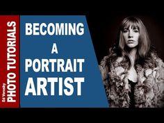 Becoming a Portrait Artist - Ed Verosky -
